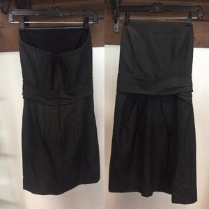 ❄️3 for $10, DKNY strapless dress